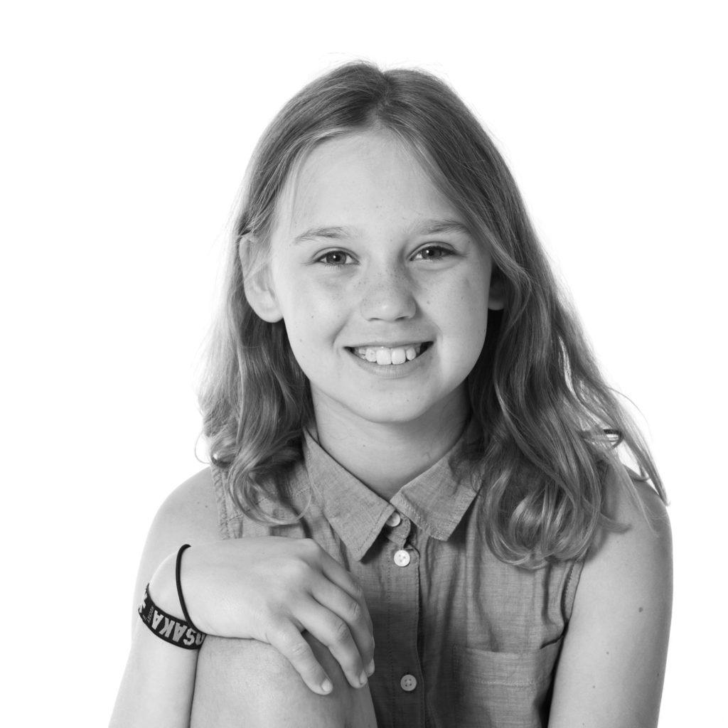portretfoto meisje